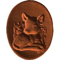 Fawn Deer RNB A