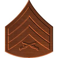 Sergeant E5 Rank