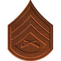 Staff Sergeant E6 Rank