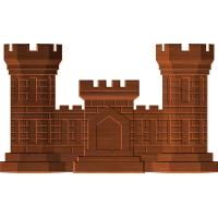 Engineer Badge Castle 2