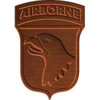 101st Airborne Eagle