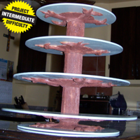 Cup Cake Tree Stand