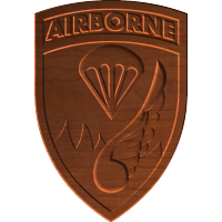 Airborne Wings 2 Pattern
