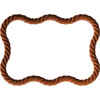 Rope_Wavy_Border_8x11