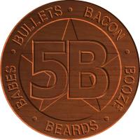 Beards Babes Bullets