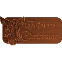 Christmas Angel Sign