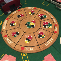 Tripoli Game Board Project