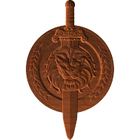 Lion Sword Shield