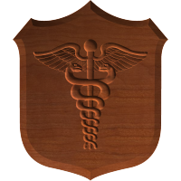 Navy Caduceus