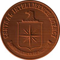 CIA Logo Pattern
