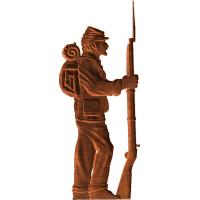 American Civil War Soldier
