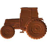 Tractor modern model