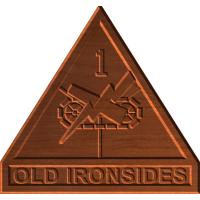 1st Cavalry Regiment Iron Sides