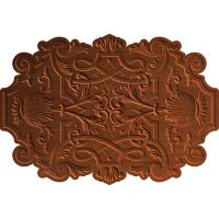 Arabesque Ceiling Pattern