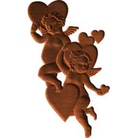 Pair Of Cupid Pattern