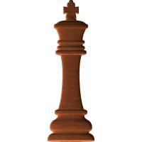 Chess King Pattern