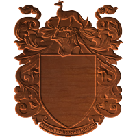 Coat of Arms G Pattern