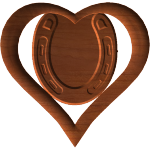 Heart with Horseshoe Collection