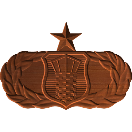 Air Traffic Control Badge