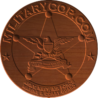 Military Cop dot Com