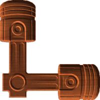 RC Piston Pattern
