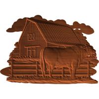 Farm Animal (Bull)