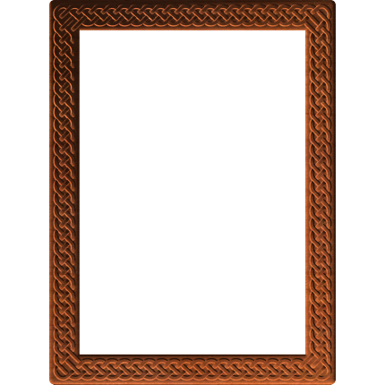 A Celtic Frame Pattern