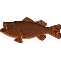 Bass Fish 1 Pattern