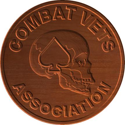 Combat Vets Association Pattern