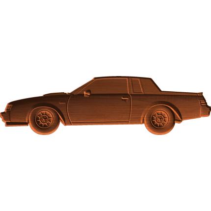 Gran National Auto Pattern