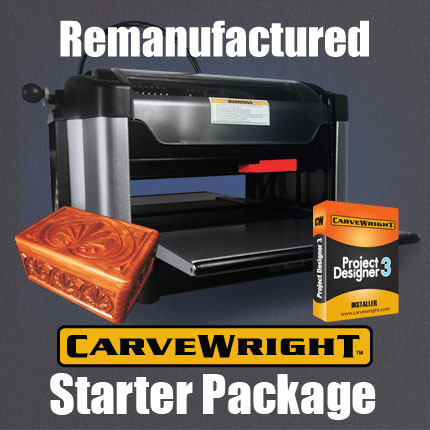 Remanufactured Starter Package